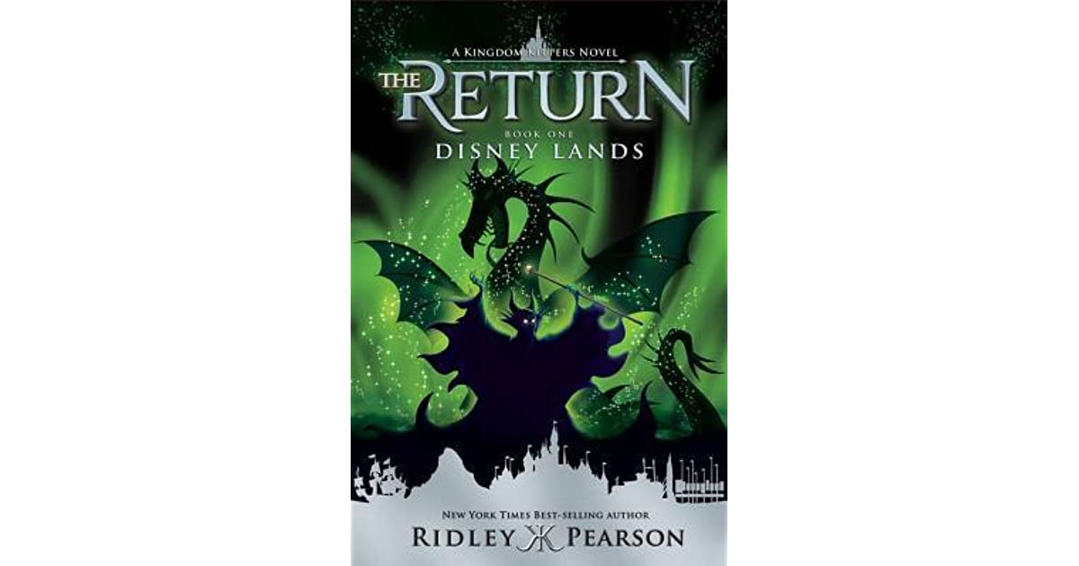 Disney Lands Kingdom Keepers The Return 1 By Ridley Pearson