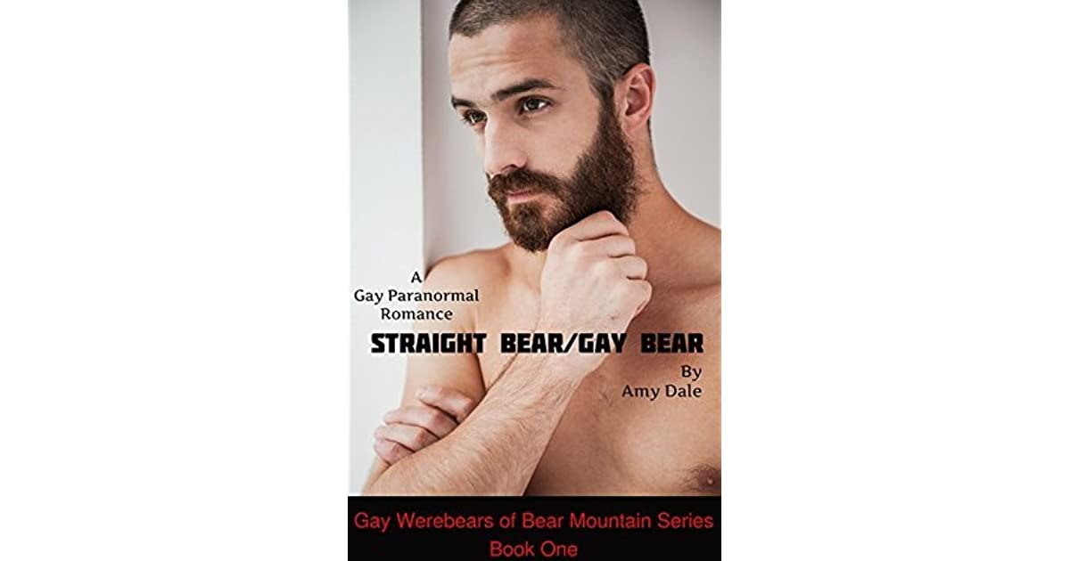 Gay Bear/Straight Bear by Amy Dale