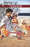 Triple the Fun (Kings of California, #16)
