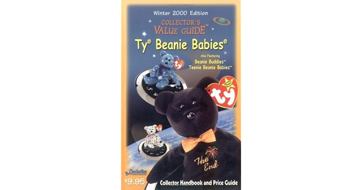 03bdb16eaa9 Ty Beanie Babies Winter Value Guide by CheckerBee Publishing