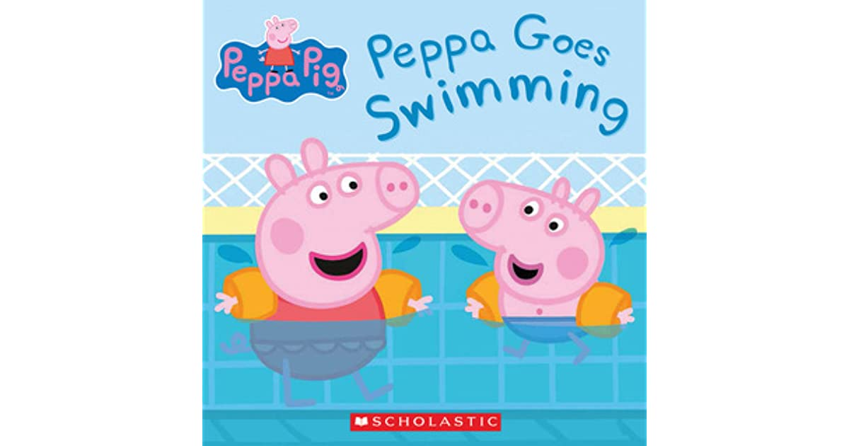 Peppa Goes Swimming By Neville Astley