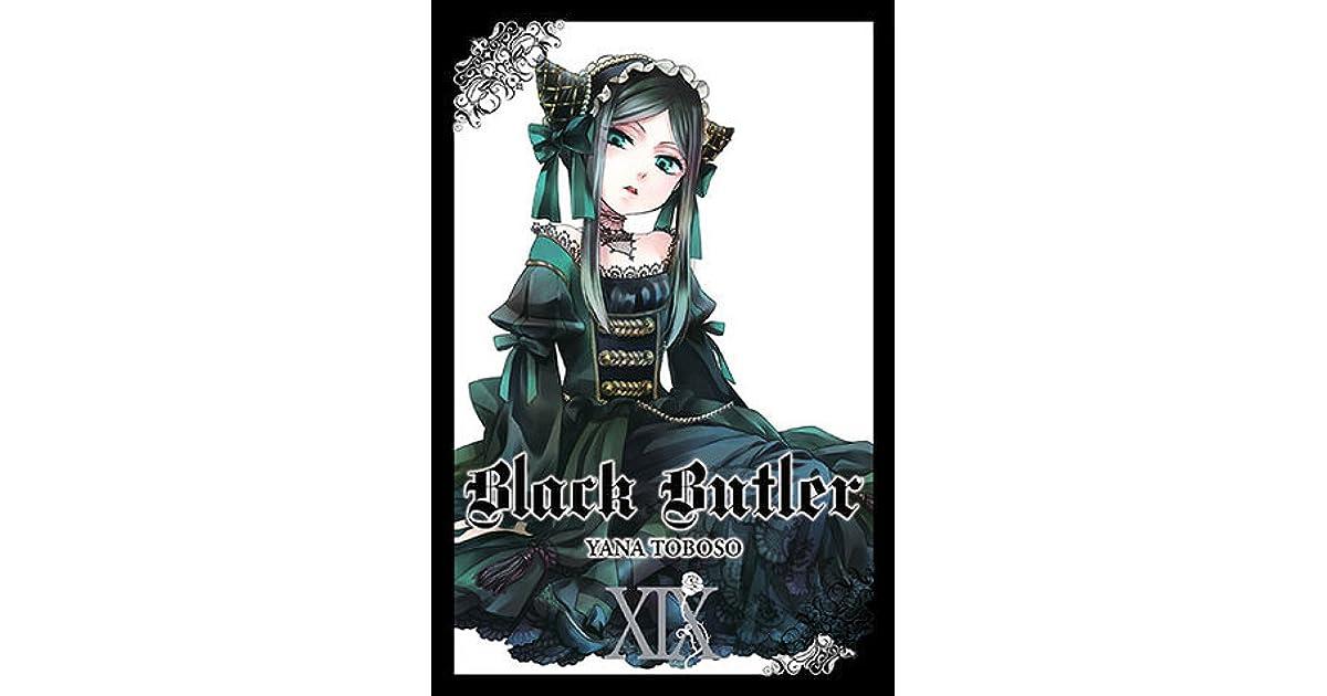Black Butler, Vol  19 (Black Butler, #19) by Yana Toboso