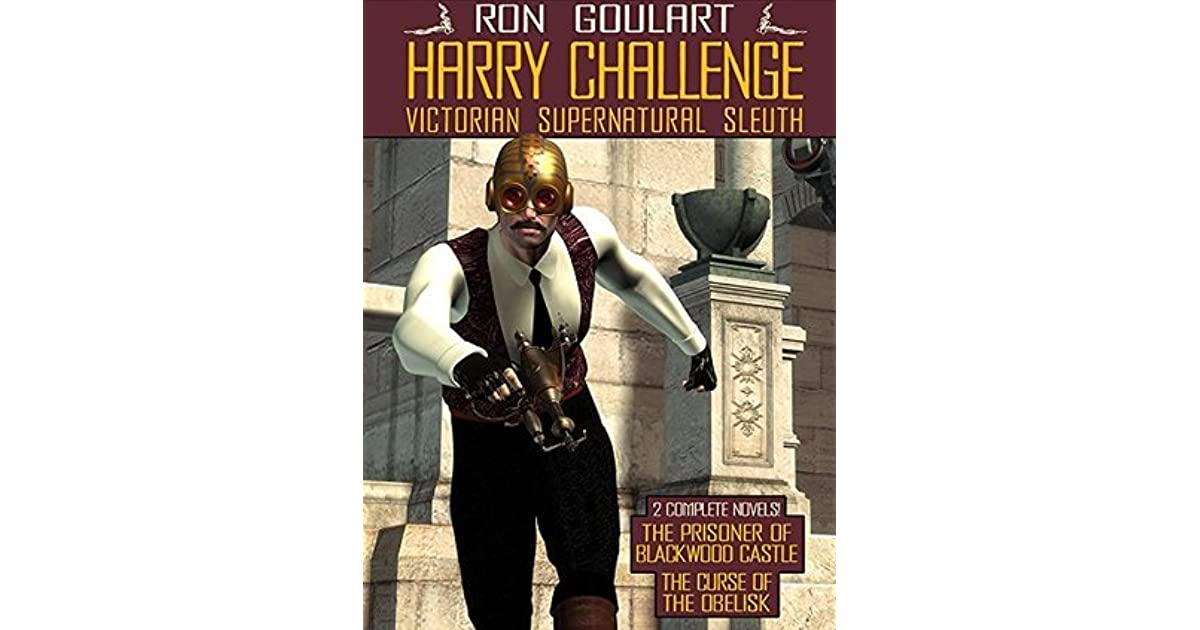 Harry Challenge Victorian Supernatural Sleuth By Ron Goulart