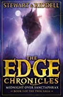 Midnight Over Sanctaphrax (The Edge Chronicles, #6)