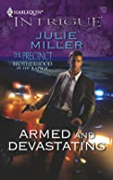 Armed and Devastating (The Precinct: Brotherhood of the Badge #2) (The Precinct #8)