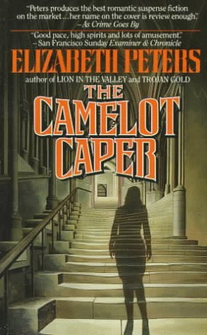Image result for the camelot caper elizabeth peters