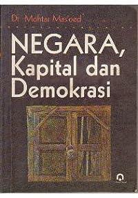 Negara, Kapital, Dan Demokrasi