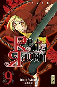 Red Raven, Tome 9