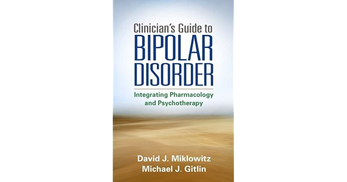 Clinicians Guide to Bipolar Disorder