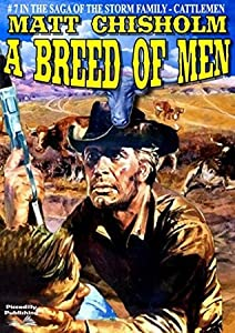 A Breed of Men (A Storm Family Western Book 7)