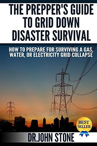 The Prepper's Guide To Grid Down Disaster Survival: How To Prepare For Surviving A Gas, Water, Or Electricity Grid Collapse (Prepper, Hacks, Emergency Preparedness, Off The Grid, Stockpile, SHTF)