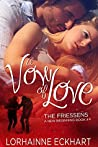 A Vow of Love, A Friessen Family Christmas (The Friessens: A New Beginning, #4)