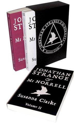 Jonathan Strange and Mr. Norrell Signed Edition Box Set