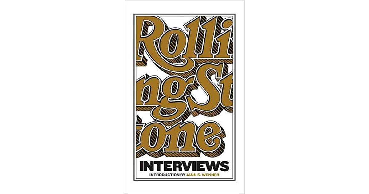 The Rolling Stone Interviews by Joe Levy