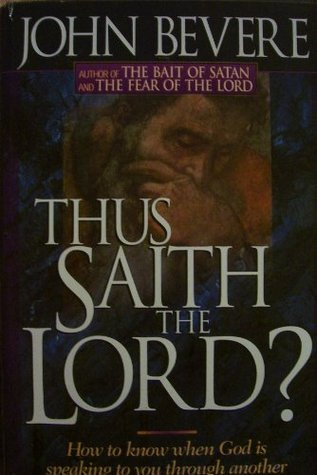 Thus Saith the Lord?