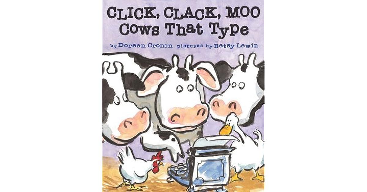 a barnyard collection click clack moo and more a click clack book