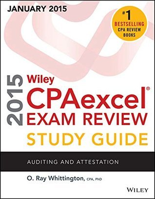 Wiley CPAexcel Exam Review 2015 Study Guide (January) Auditing and Attestation