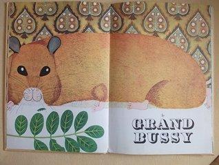 Monsieur Bussy: The Celebrated Hamster