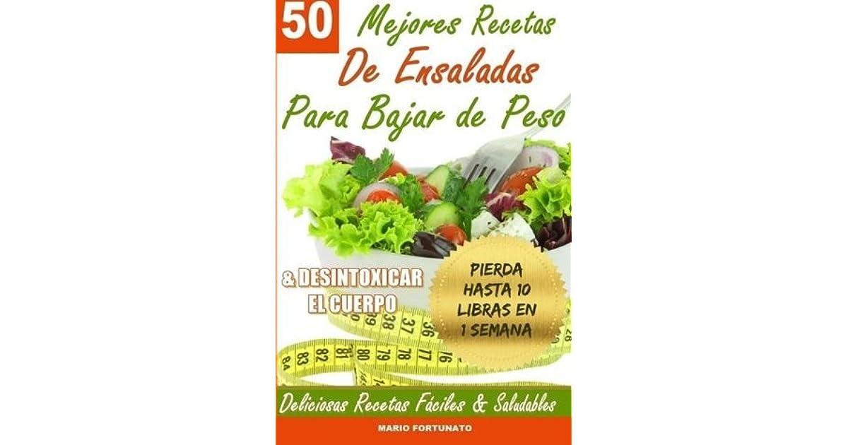 recetas fáciles para bajar de peso