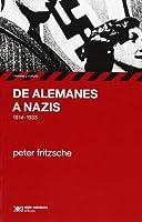 De alemanes a nazis, 1914-1933