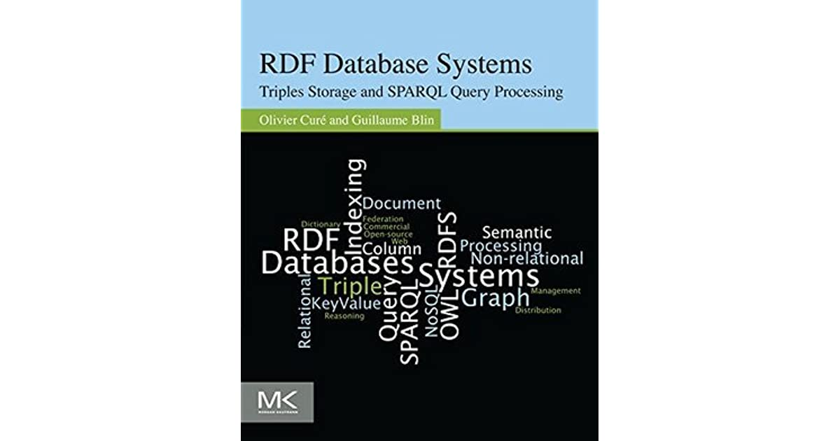 RDF DATABASE SYSTEMS EBOOK DOWNLOAD
