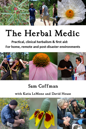 The Herbal Medic by Sam Coffman