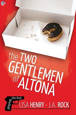 The Two Gentlemen of Altona (Playing the Fool, #1)
