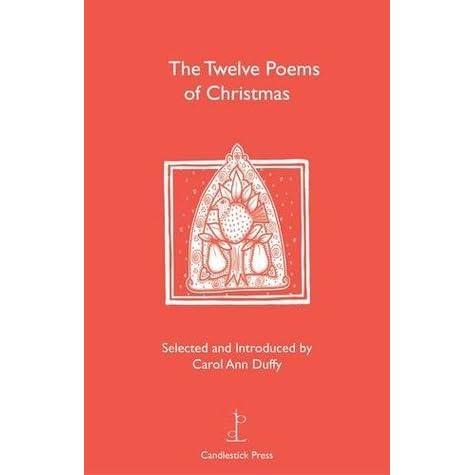 The Twelve Poems Of Christmas By Carol Ann Duffy