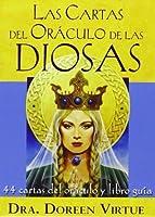 Las Cartas Del Oráculo De La Diosa / The Goddess Oracle Cards: 44 Cartas Del Oráculo Y Libro Guía