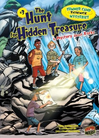 #3 The Hunt for Hidden Treasure: A Mystery about Rocks