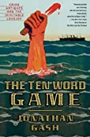 The Ten Word Game (Lovejoy Mysteries)