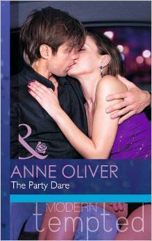 The Party Dare by Anne Oliver