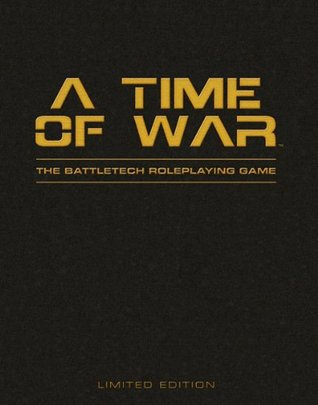 Battletech Time of War Limited Edition