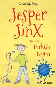 Jesper Jinx and the Turkish Pepper by Marko Kitti