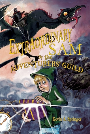 Extraordinary Sam and The Adventurers' Guild