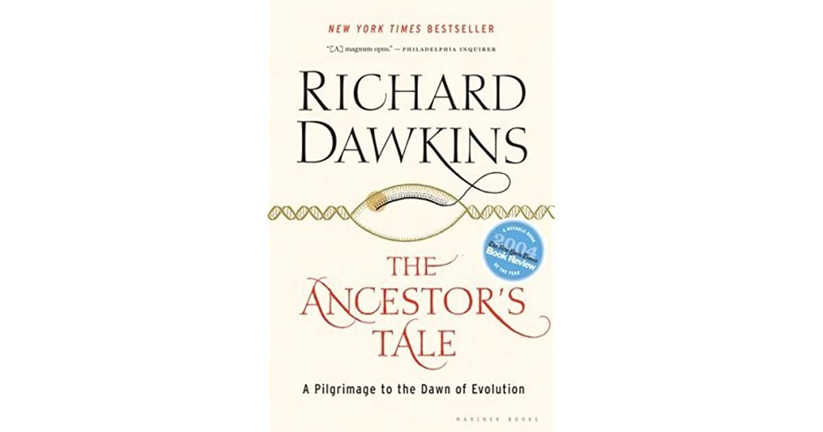 THE ANCESTORS TALE EBOOK PDF DOWNLOAD