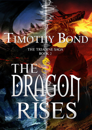 The Dragon Rises (The Triadine Saga, #2)