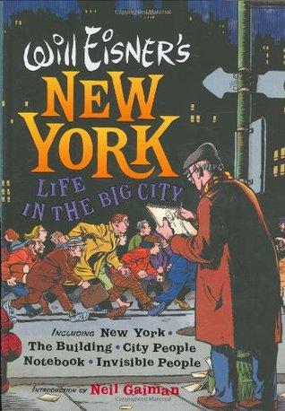 Will Eisner's New York by Will Eisner