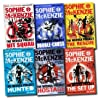 The Medusa Project Collection Sophie McKenzie 6 Books Set (The Rescue, The Hostage, The Set Up, Hunted, Double Cross, Hit Squad)