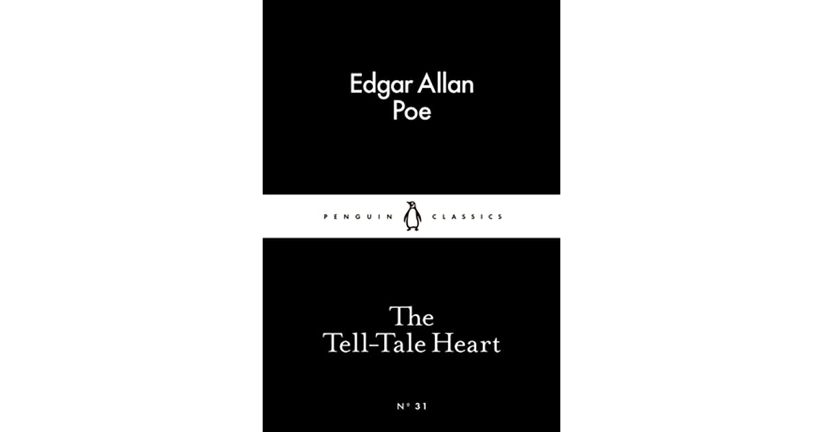 edgar allan poe the tell tale heart The tell-tale heart, by edgar allan poe, first printing, pioneer, 1843.
