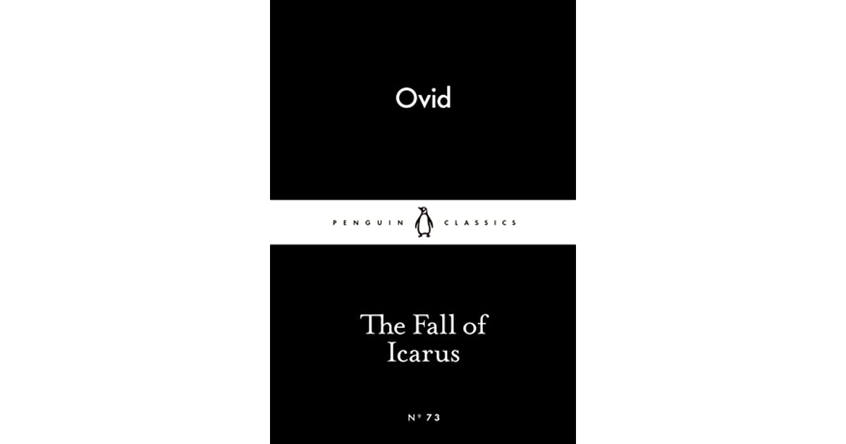The fall of icarus by ovid fandeluxe Epub