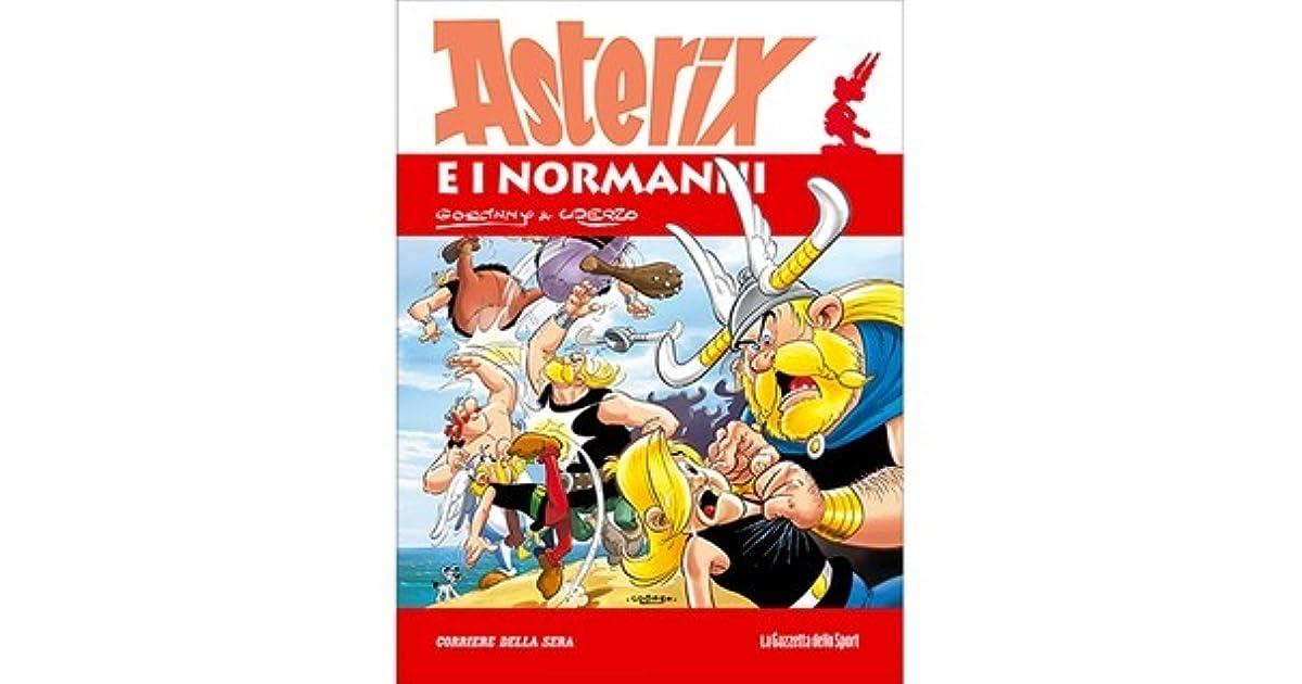 Asterix E I Normanni Asterix 9 By Rene Goscinny