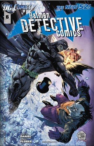 Batman Detective Comics #6