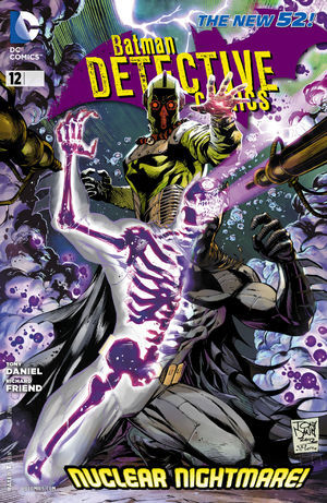 Batman Detective Comics #12
