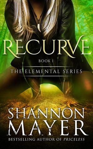Recurve (The Elemental Series #1)