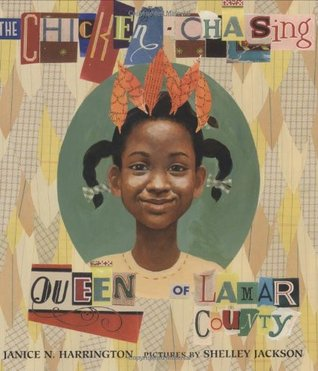 The Chicken-Chasing Queen cover art