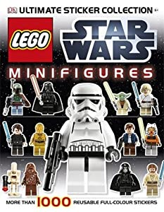 LEGO® Star Wars Minifigures Ultimate Sticker Collection