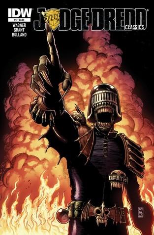 Judge Dredd Classics: The Dark Judges #1
