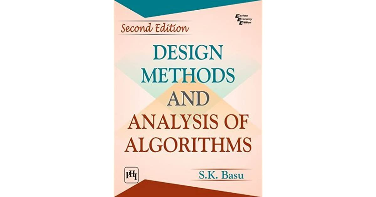 methodologies for analyzing algorithms