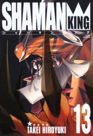 JAPAN Hiroyuki Takei manga Shaman King Kanzenban vol.13